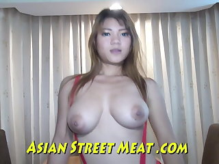 Big Titty Anal Thai Hand-to-hand encounter