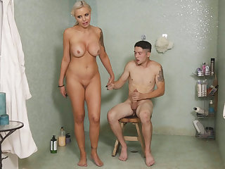 I can't take upon oneself my stepmom riding my cock germane now!