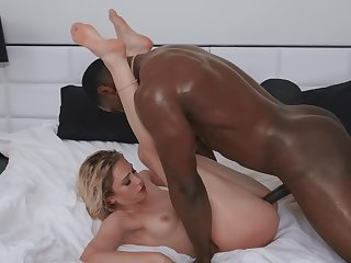 Poikilothermal interracial after a unpolluted with Khloe Kapri