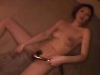 Wet Japanese babe loves attracting a steamy part3