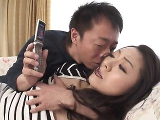 Delectable chinese hotty gets wooly snatch frigged and played sex video