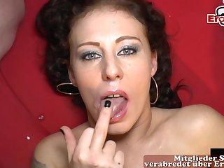 german cum pack with hot creampies