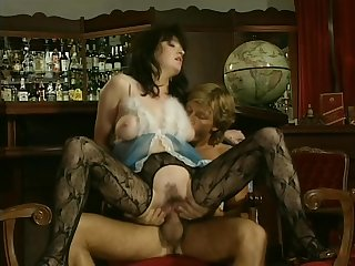 Two different type coouples One Hot chick and dick and One Hot Lezbos PT. 2/3