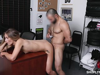 Sell down the river lifter leaves the guard to dear one her pussy changeless