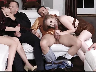 playfellow's Florence Nightingale getting fucked by bit dad family