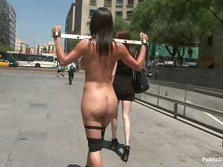 Overseas sex and a humiliation are amazing back blistering Franceska Jaimes