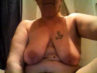 Fat Mature Bbw On Cam With Dildo Roughly Ass
