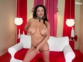 Ass, Big ass, Big tits, Brunette, Pov, Solo, Tits,