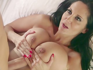 Ava Addams And The brush Undevious Boy