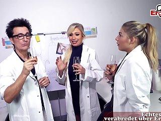German big tits tattoo nurse masturbate