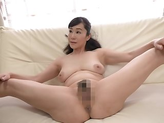 Asian, Asian big tits, Big tits, Brunette, Hairy, Japanese, Milf, Red, Tits,