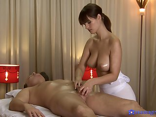 Smooth pussy yearn heavens the knead bed with titillating Rita Snitch