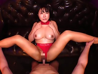 Asian, Asian big tits, Big tits, Dildo, Handjob, Japanese, Pov, Red, Tits, Toys,