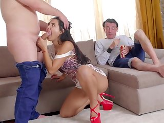 Young Wives Sucking Comp