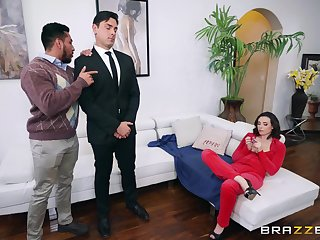 Married hum sex operator Casey Calvert fucks their way bodyguard