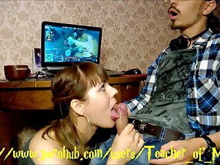 Teacher For Smashing cumshot compilation. Best Cum in mouth and facial
