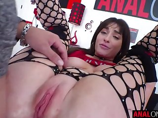 Anal Only: Making Mila Taylor Gape superior to before PornHD
